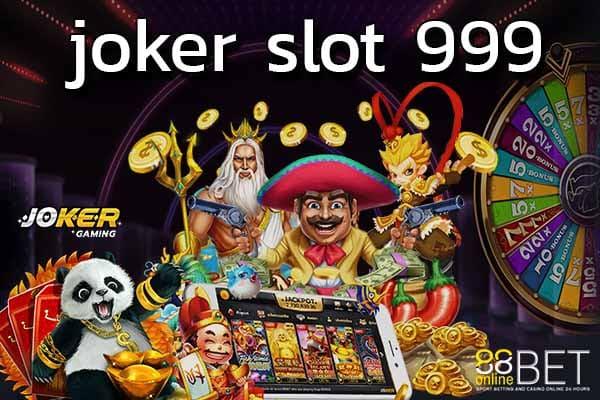 joker slot 999