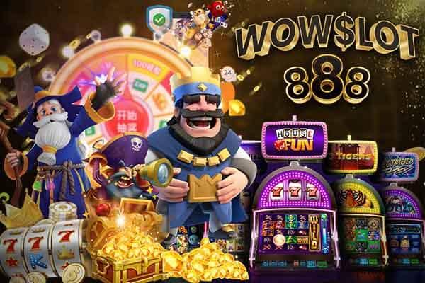 wow slot 888